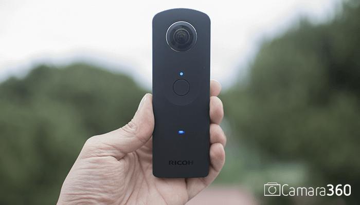 Conectar ricoh Theta S mediante wifi