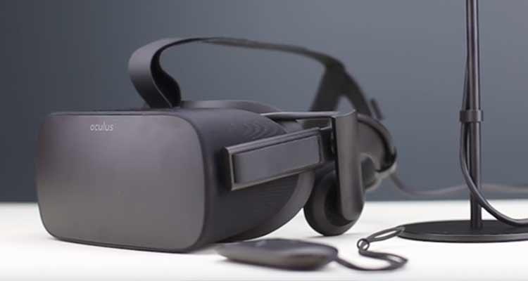 gafas realidadvirtual Oculus