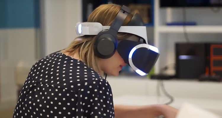 Gafas VR para play station