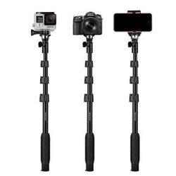 trípodes para cámaras 360