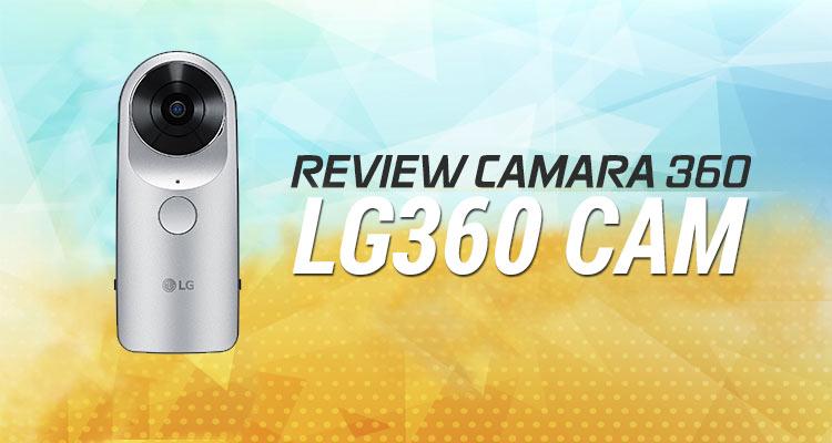 cámara 360 LG 360 cam