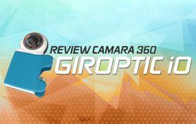 Giroptic iO, Convierte tu teléfono en una camára 360