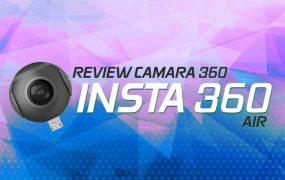 Insta360 Air, la diminuta pero impresionante cámara 360 para Android