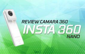 Insta360 Nano – Convierte tu iPhone en una cámara 360