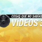10 cosas que no sabias de los videos 360
