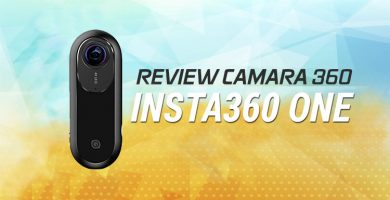 Review de insta360 one español